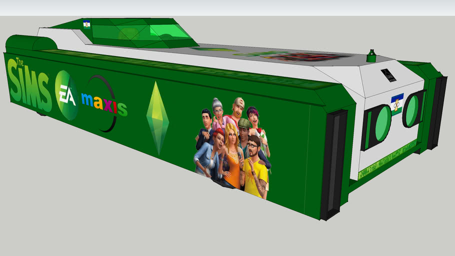 Electronic Arts The Sims Car V3