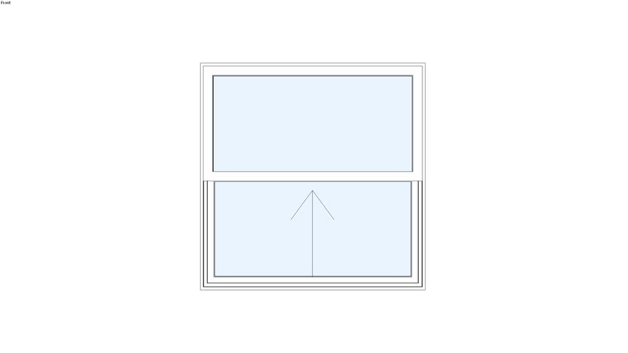 Trinsic™ Series | V300 Single Hung