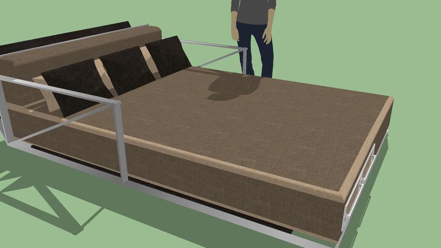 Lukas Dreher Industrial Lounge Design