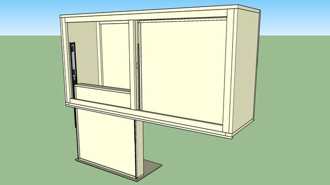 Washer and Dryer Pedestal