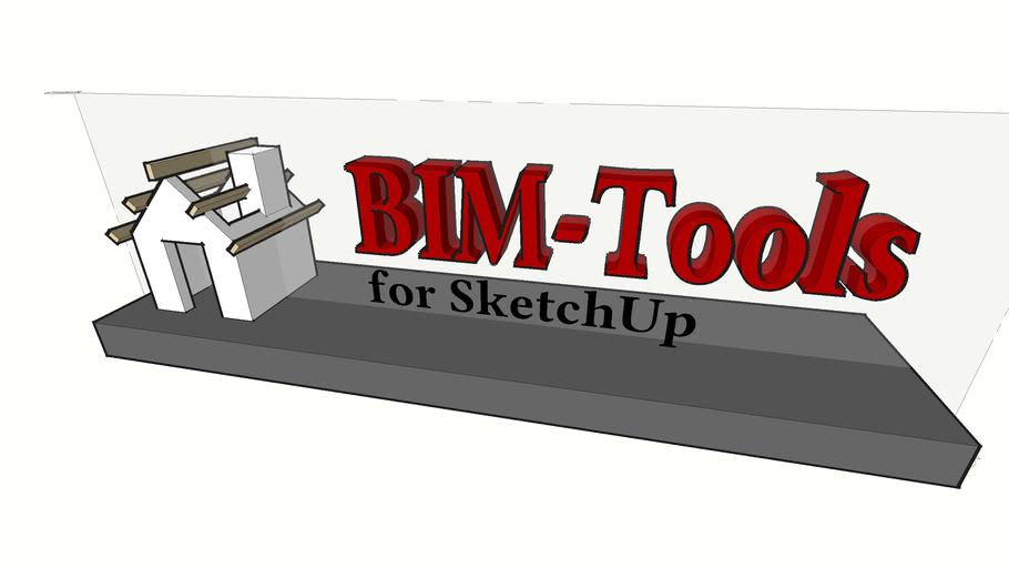 BIM-Tools for Sketchup demo 26-10-2015