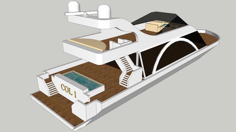 Super Yacht / Motor yacht 2