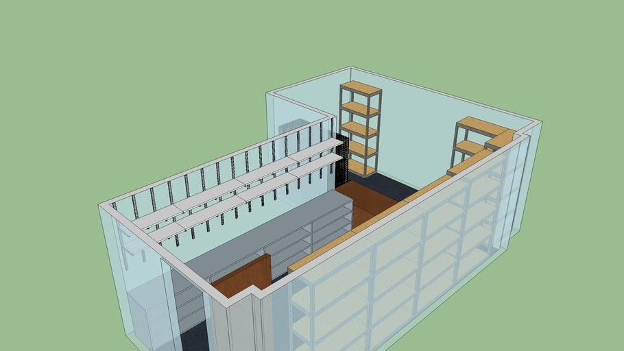 Floor 2 Facilities