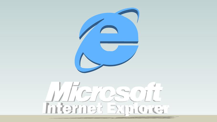 Microsoft Internet Explorer logo