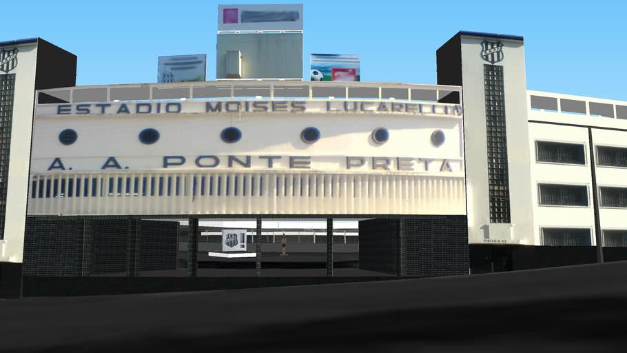 Estádio Moisés Lucarelli - Conhecido também como O Majestoso - Associação Atlética Ponte Preta