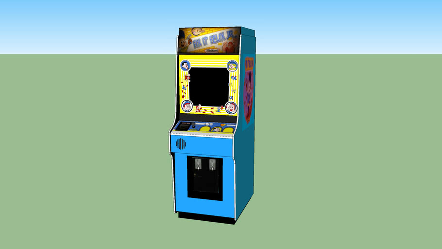 fix it felix jr arcade game