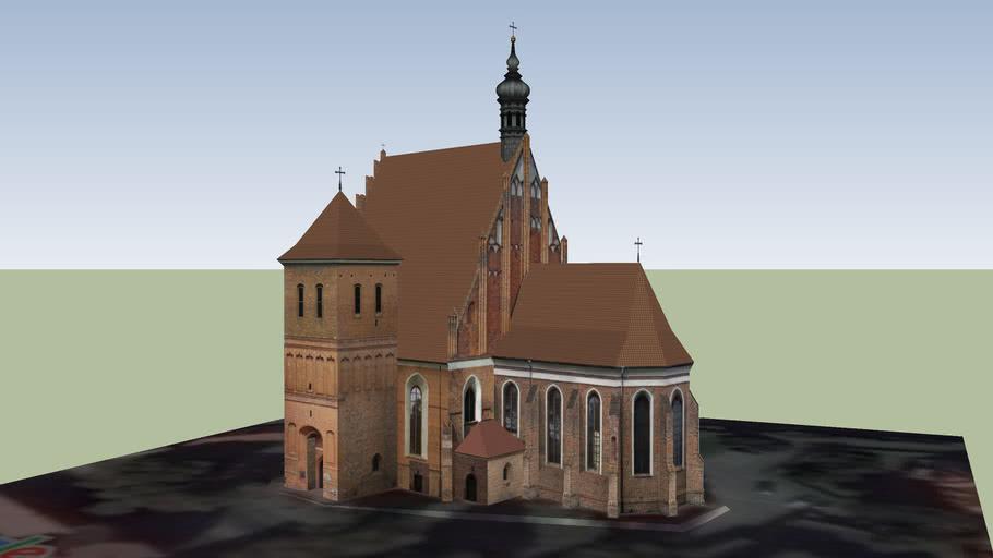 Bydgoszcz Katedra bydgoska
