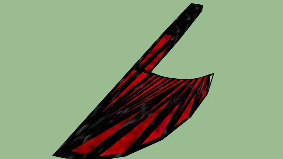 Hook Blade Axe
