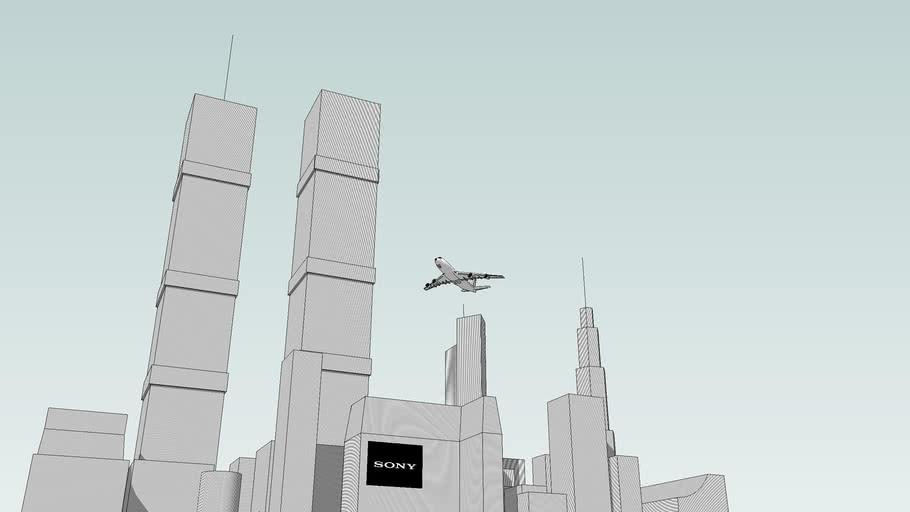 The World Trade Centre Attack