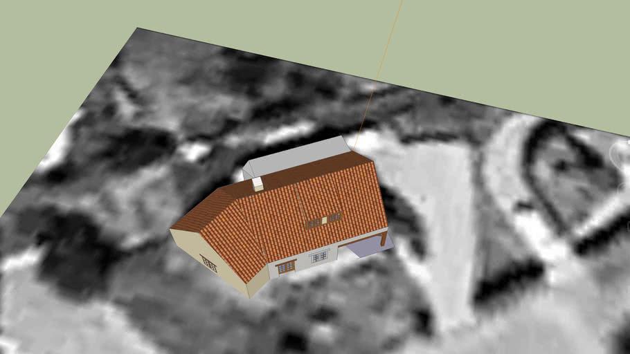 maison normande mouen
