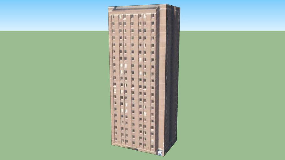 Building in Birmingham, West Midlands B4 7PS, UK