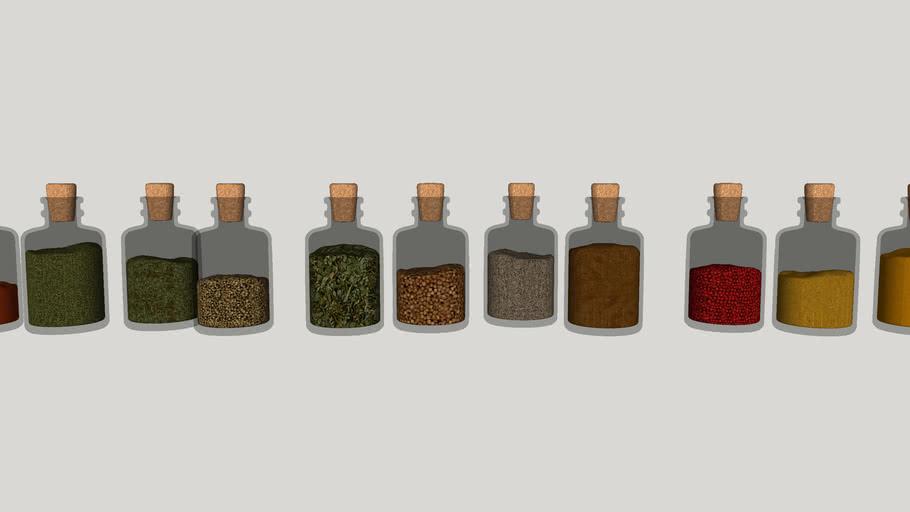 Seasoning Pots