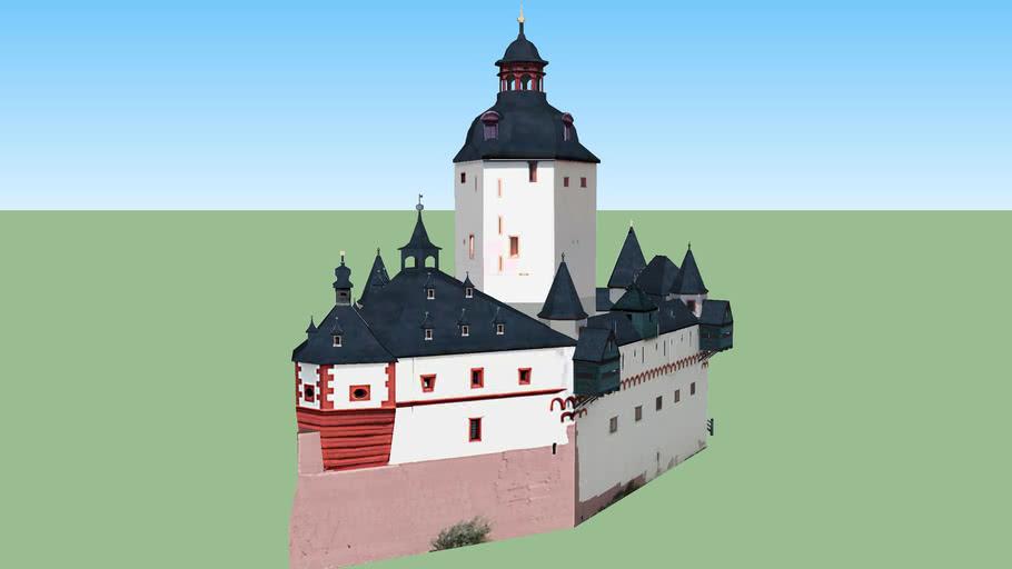 Burg Pfalzgrafenstein Kaub