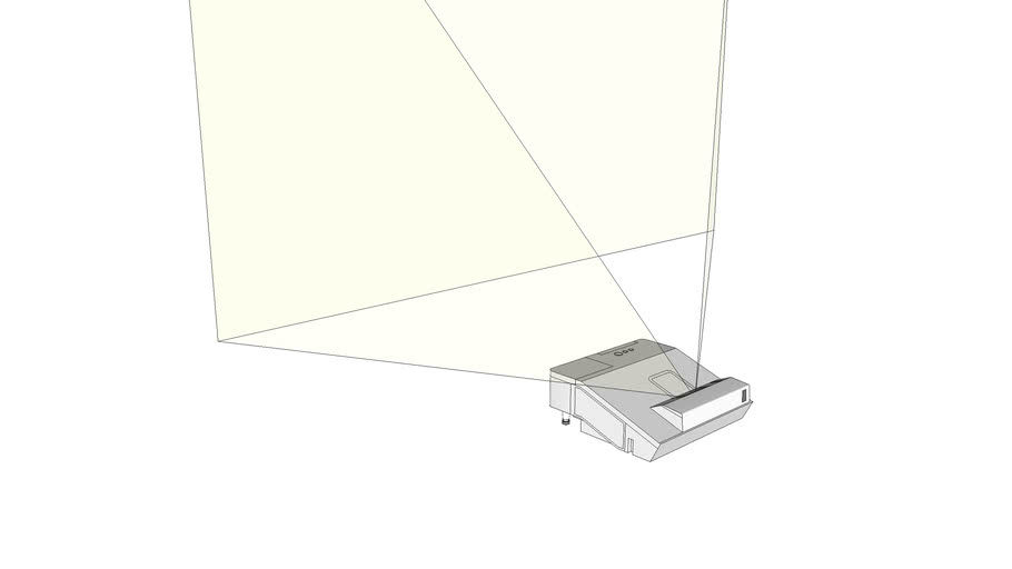HITACHI CP-AX3003 projector