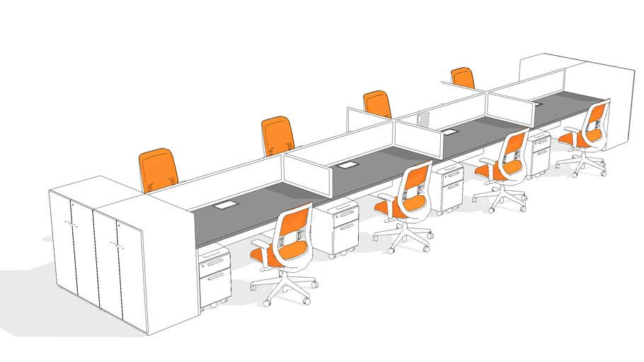 Expansion Desking - Open01