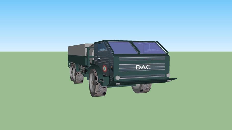 Dac 665 - Pentru Infanterie
