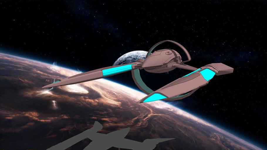 Vulcan High Council ships