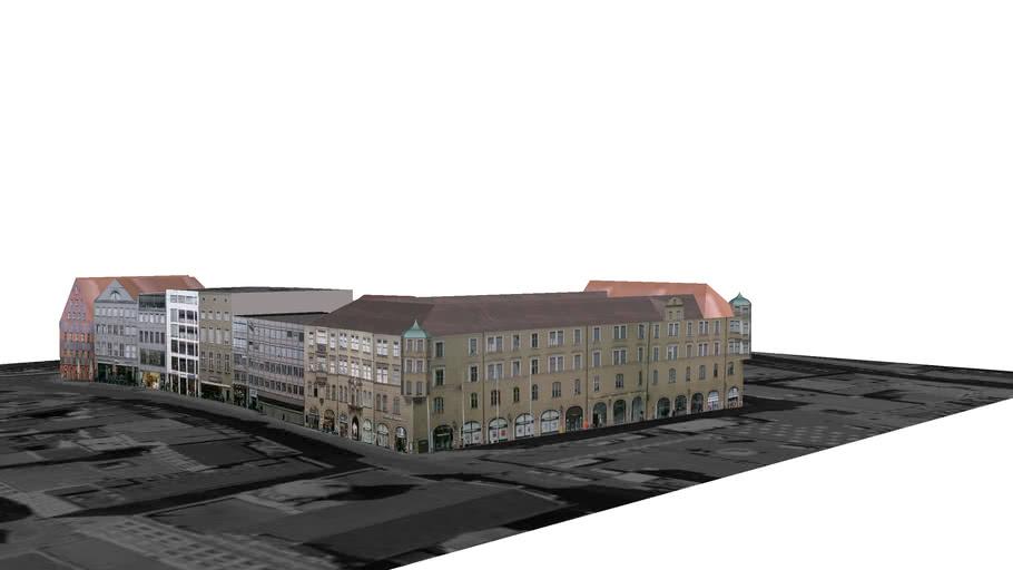 Weberhaus - Rathausplatz