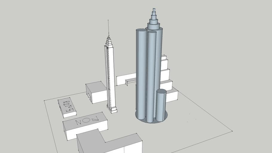 empire state building in the future