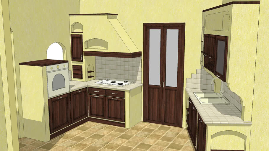 cucina muratura2