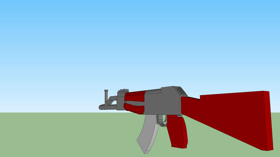 my second AK-47.....