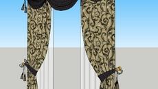 Curtains, drapes
