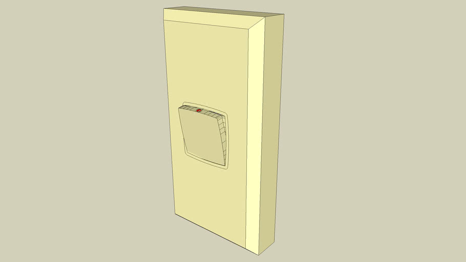 Architrave Power Switch