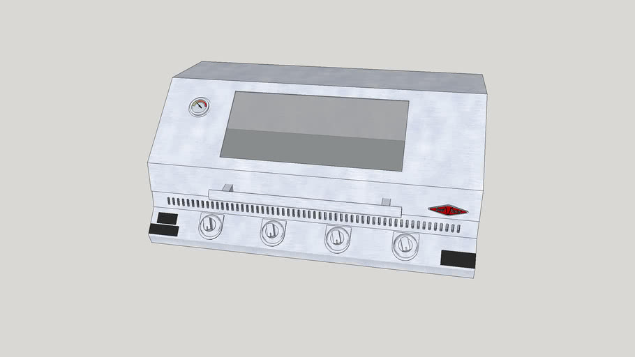 Beefeater Discovery 1100s 4 Burner