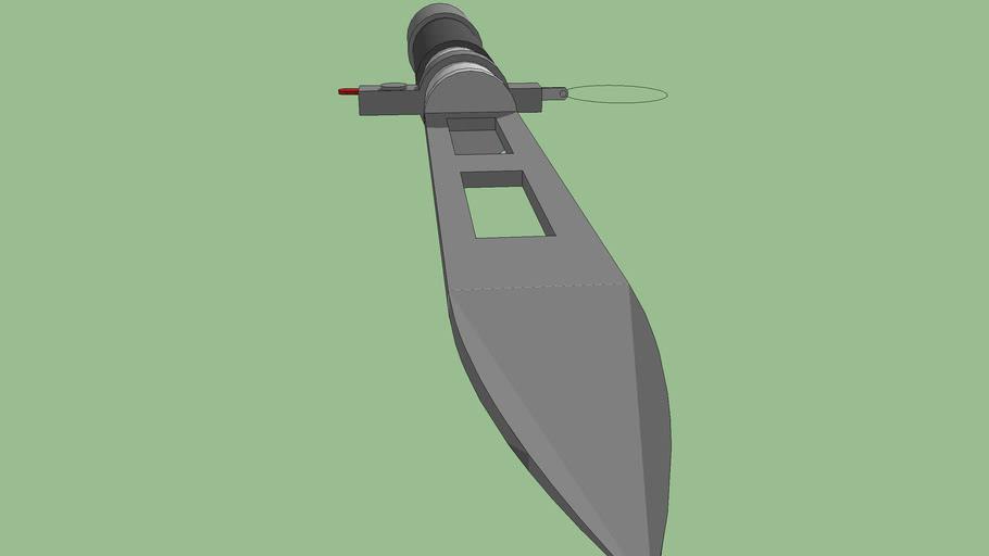coltello balistico