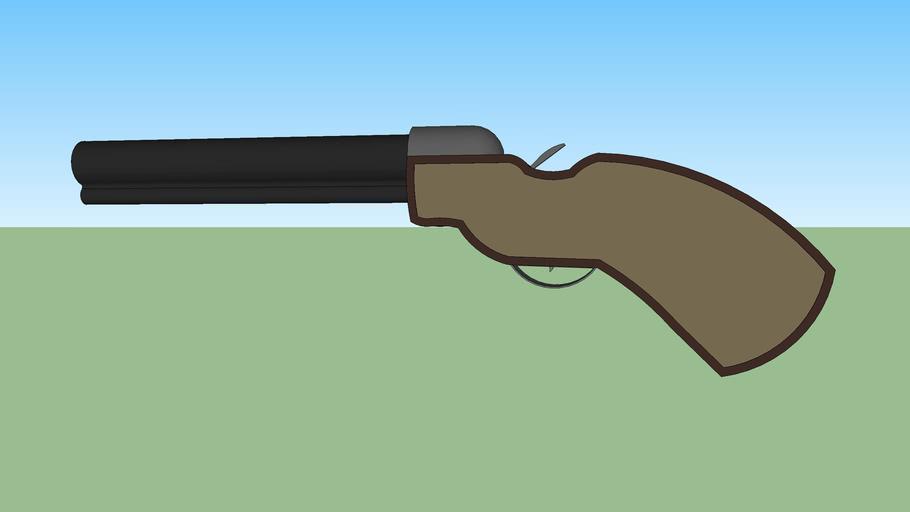 Redfield 77 Sidearm Pistol