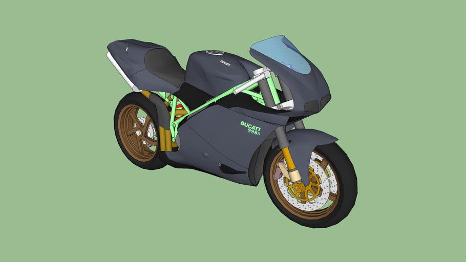 Ducati 998S WIP
