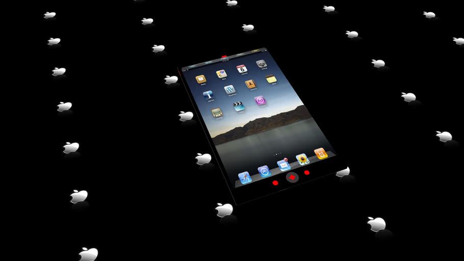 Apple I-Pad