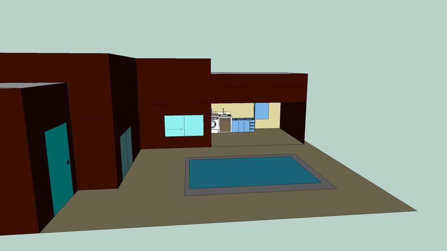 casa do Alisson