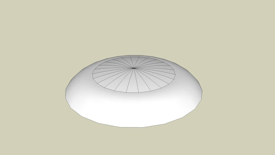 Simple Flying Saucer
