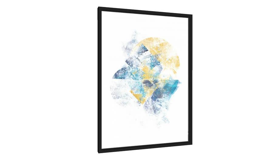 Quadro Mystic Horizon - Galeria9, por Art Design Works