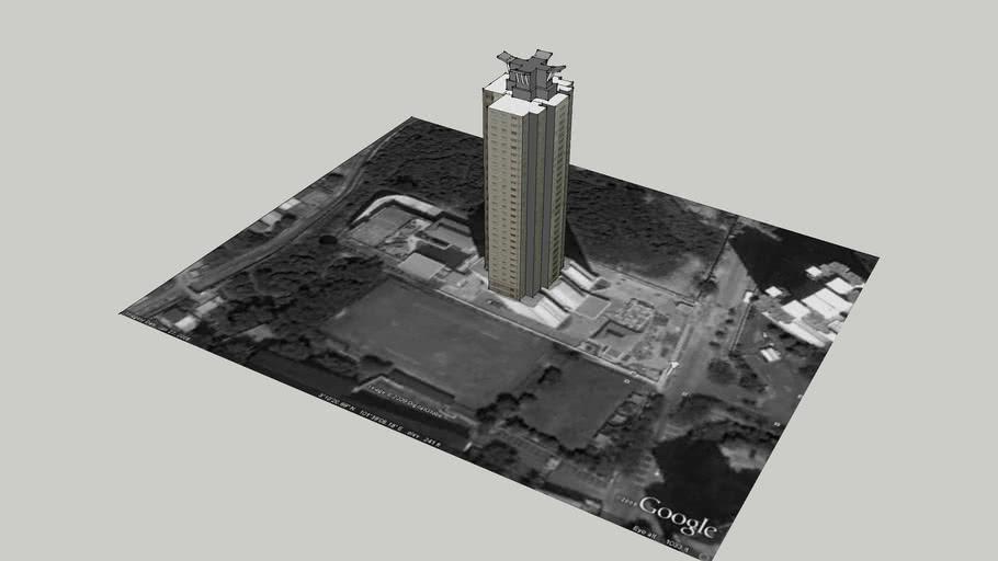 Mont Kiara Banyan building