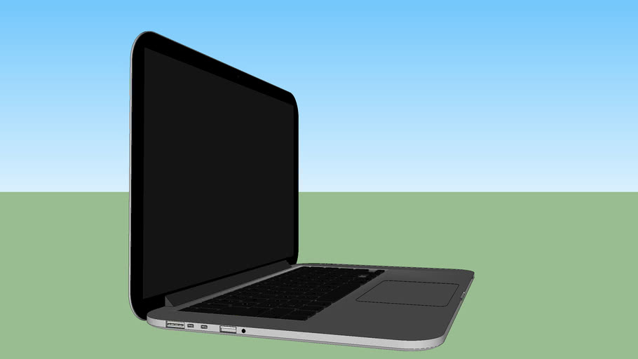2012 MacBook Pro with retina display