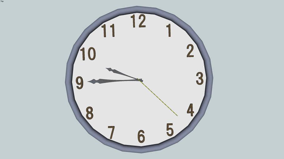nics 時計