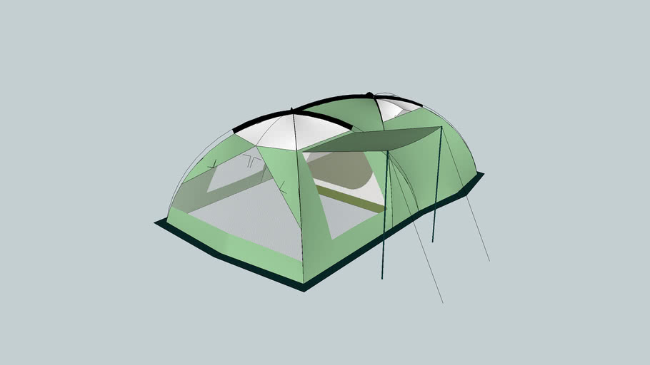 Logos Link Double 3257FR K-NA Tent
