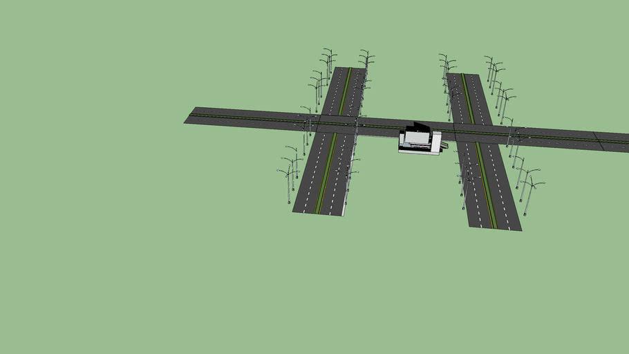 light rail stop 4