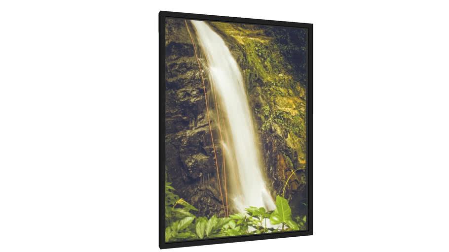 Quadro Cachoeira - Galeria9, por Pam Nogueira
