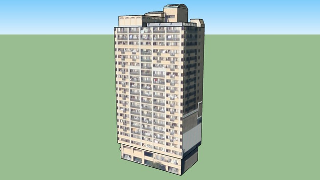グランシティレイディアントタワー
