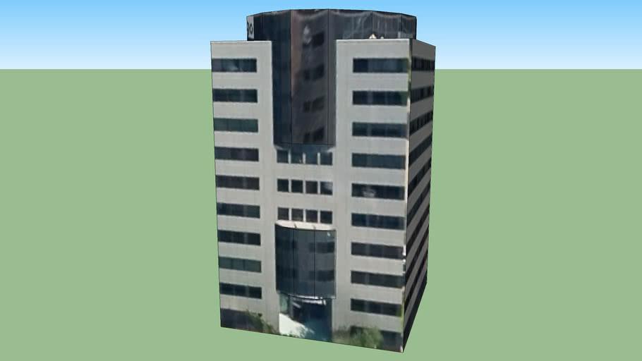 Office tower in Capelle aan Den IJssel, Netherlands