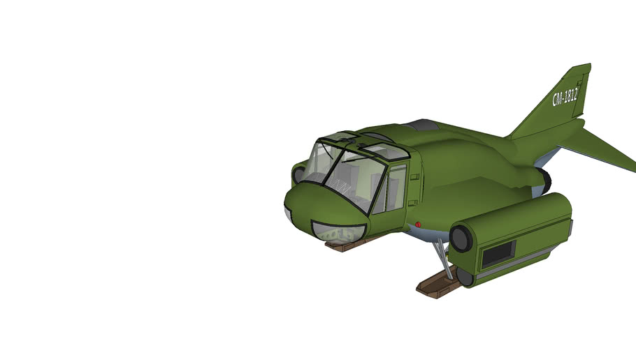 US-42 Colonial Marines Dropship