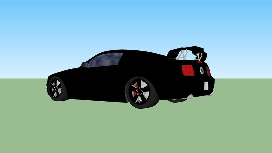 Ford Mustang (Tuned)