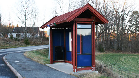 Tremiljø® Bus Shelters