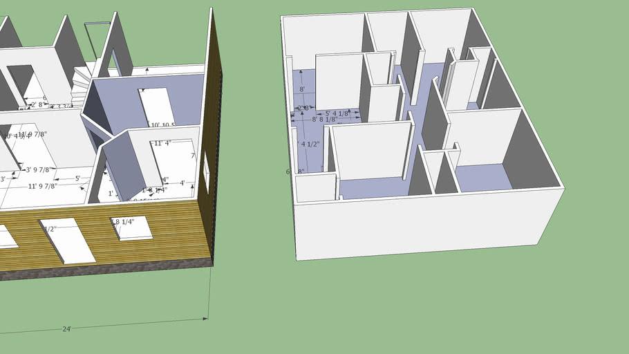 5 Bed Cottage