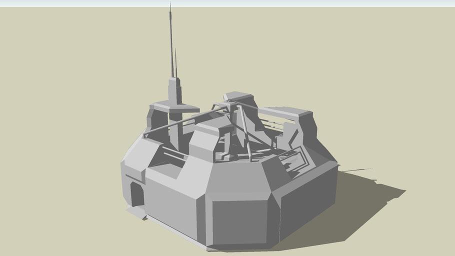 2 Story Bunker