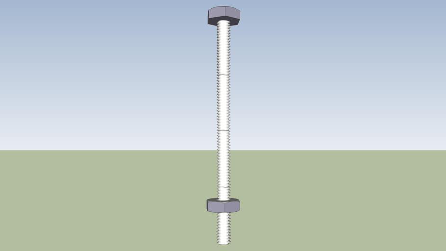 Hexagon Head bolt (Long)
