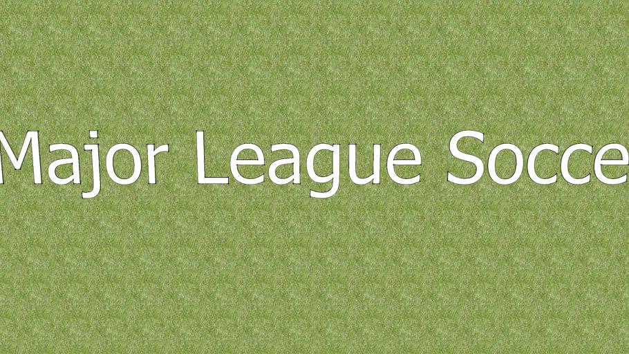 Major League Soccer Competition
